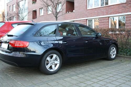 Monatsbericht November 2009 Langzeittest Audi A4 Avant Ambition
