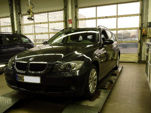 monatsbericht februar 2008 langzeittest bmw 3er touring 320d. Black Bedroom Furniture Sets. Home Design Ideas