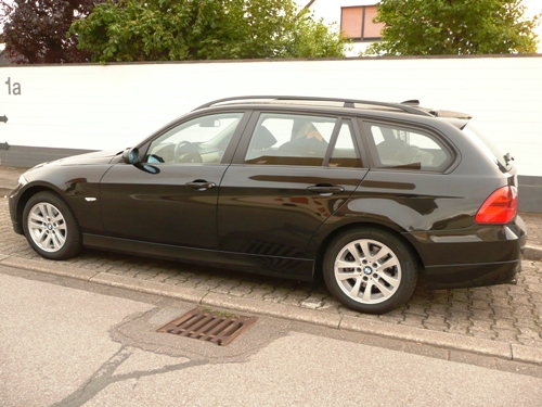 monatsbericht september 2008 langzeittest bmw 3er touring 320d. Black Bedroom Furniture Sets. Home Design Ideas