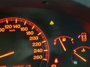 Was bedeutet das ausrufezeichen im auto