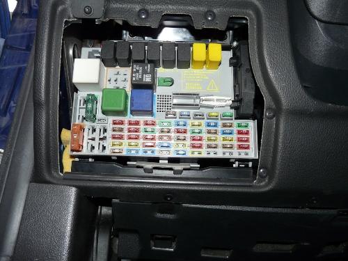 Schaltplan Blinker Opel Astra G