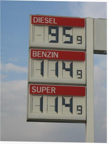 Welches Benzin für subaru forester 2014