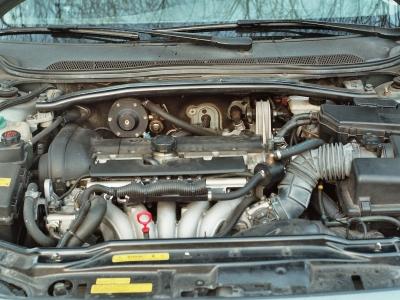 Uitgelezene Monatsbericht August 2006 - Langzeittest Volvo V70 Bi-Fuel PD-87