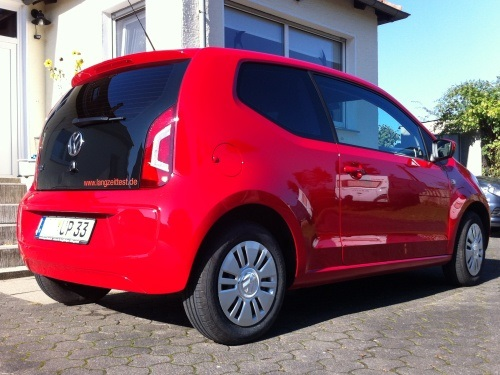 monatsbericht oktober 2014 langzeittest vw up move 1 0. Black Bedroom Furniture Sets. Home Design Ideas
